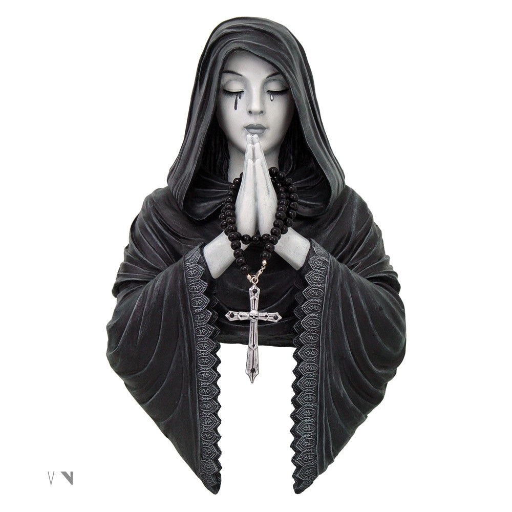 Gothic Prayer By Anne Stokes