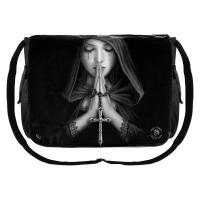Gothic Prayer Messanger Bag By Anne Stokes