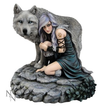 Protector By Anne Stokes - Limited Edition