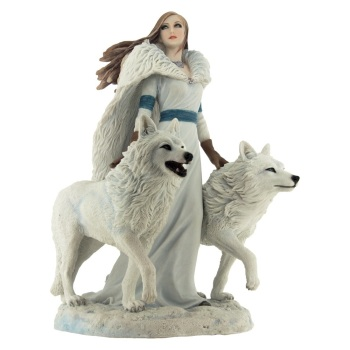 Winter Guardians - Figurine By Anne Stokes