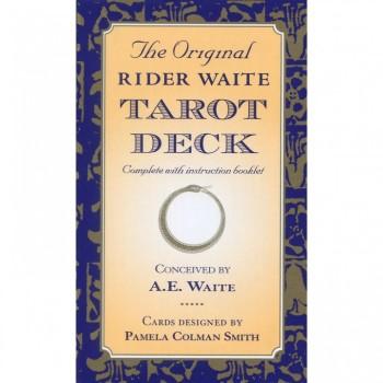 Original Rider Waite Tarot Card Deck by A E Waite