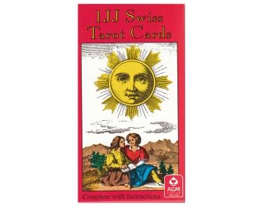 1JJ Swiss Tarot Card Deck