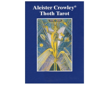 Aleister Crowley Thoth Tarot Cards - Standard Deck
