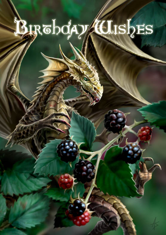 Blackberry Dragon