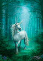Forest Unicorn By Anne Stokes