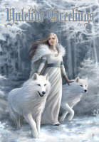 Winter Guardian By Anne Stokes