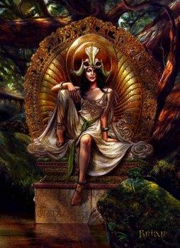 Avalokiteshvare By Briar