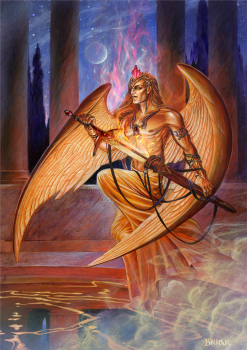 Angel Of Fire By Briar