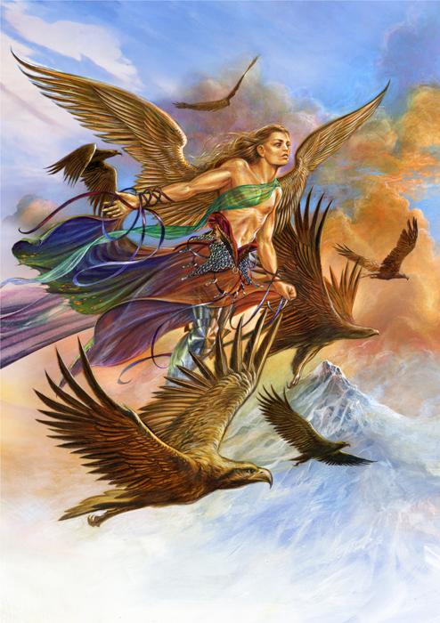 Angel Of Air