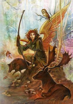 Angel Of Earth By Briar