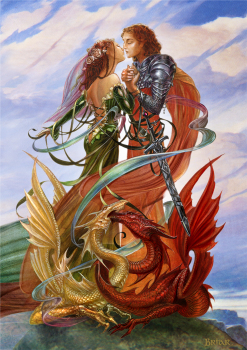 Dragon Handfasting