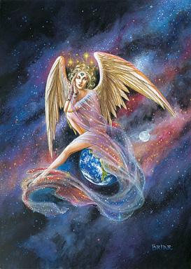 Mercurial Angel