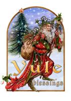 Yule Herne By Briar