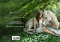 Pure Heart By Anne Stokes
