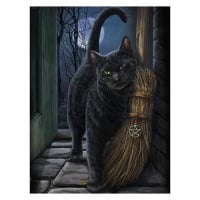 A Brush With Magick By Lisa Parker 3D Picture
