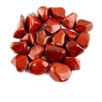 Red Jasper Tumblestone Crystal & Information Card Set