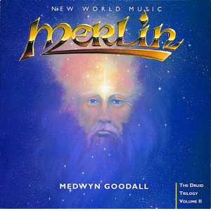 Merlin By Medwyn Goodall