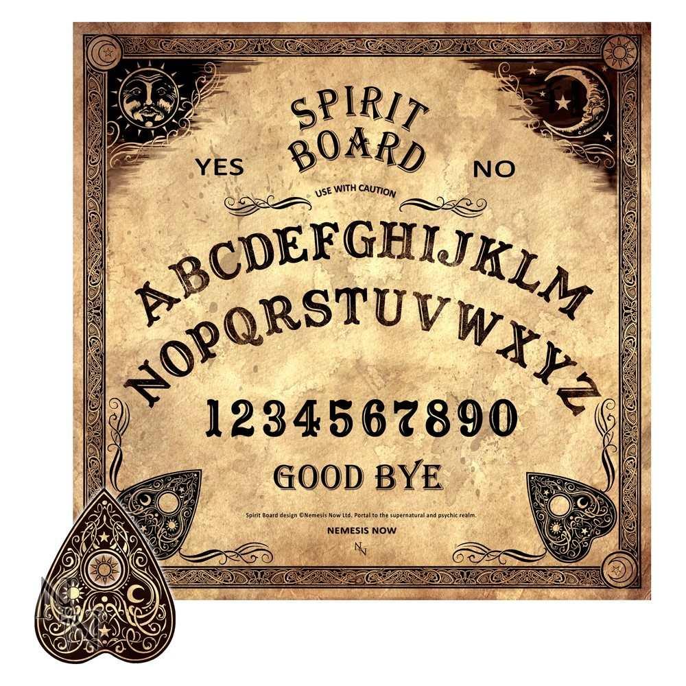 Spirit Boards