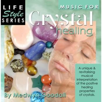 Crystal Healing By Medwyn Goodall