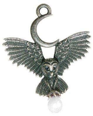 Flight Of The Goddess Greenwood Charm By Briar