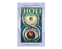 Alister Crowley Thoth Tarot Deck - Purple - Deck & Spread Sheet Booklet