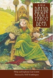 The Druid Craft Tarot - Cards & Book Set