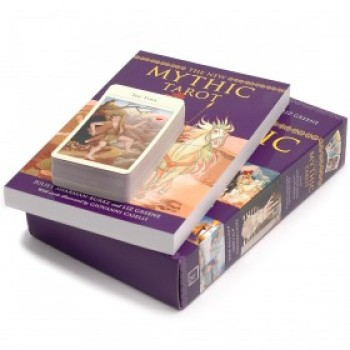 The New Mythic Tarot - Card's & Book Set
