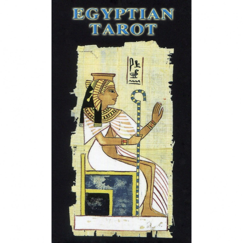 Egyptian Scarabeo Tarot Card's
