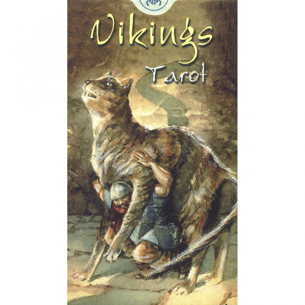 Viking's Tarot Card's - Deck