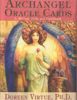 Archangel Oracle Card's By Doreen Virtue