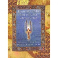 Healing With The Angel's Oracle Card's By Doreen Virtue