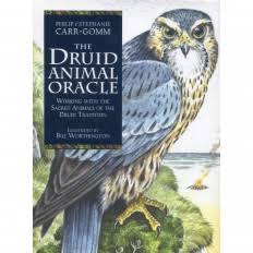 The Druid Animal Oracle - Card's, Cloth & Book Set