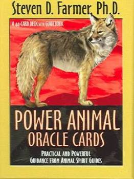 Power Animal Oracle Card's By Steven Farmer