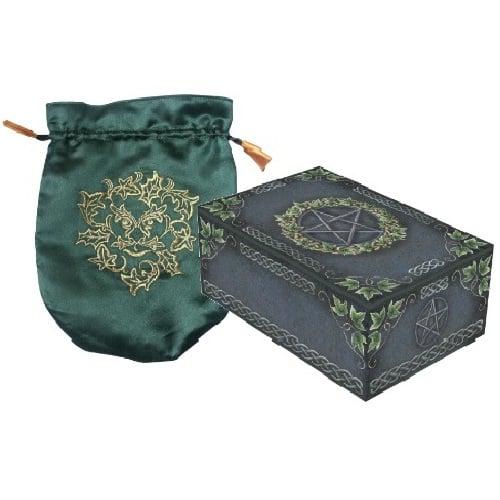 Tarot Bags & Boxes