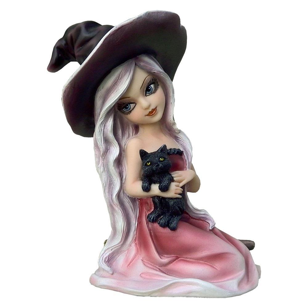 Rosa - Witch & Black Cat