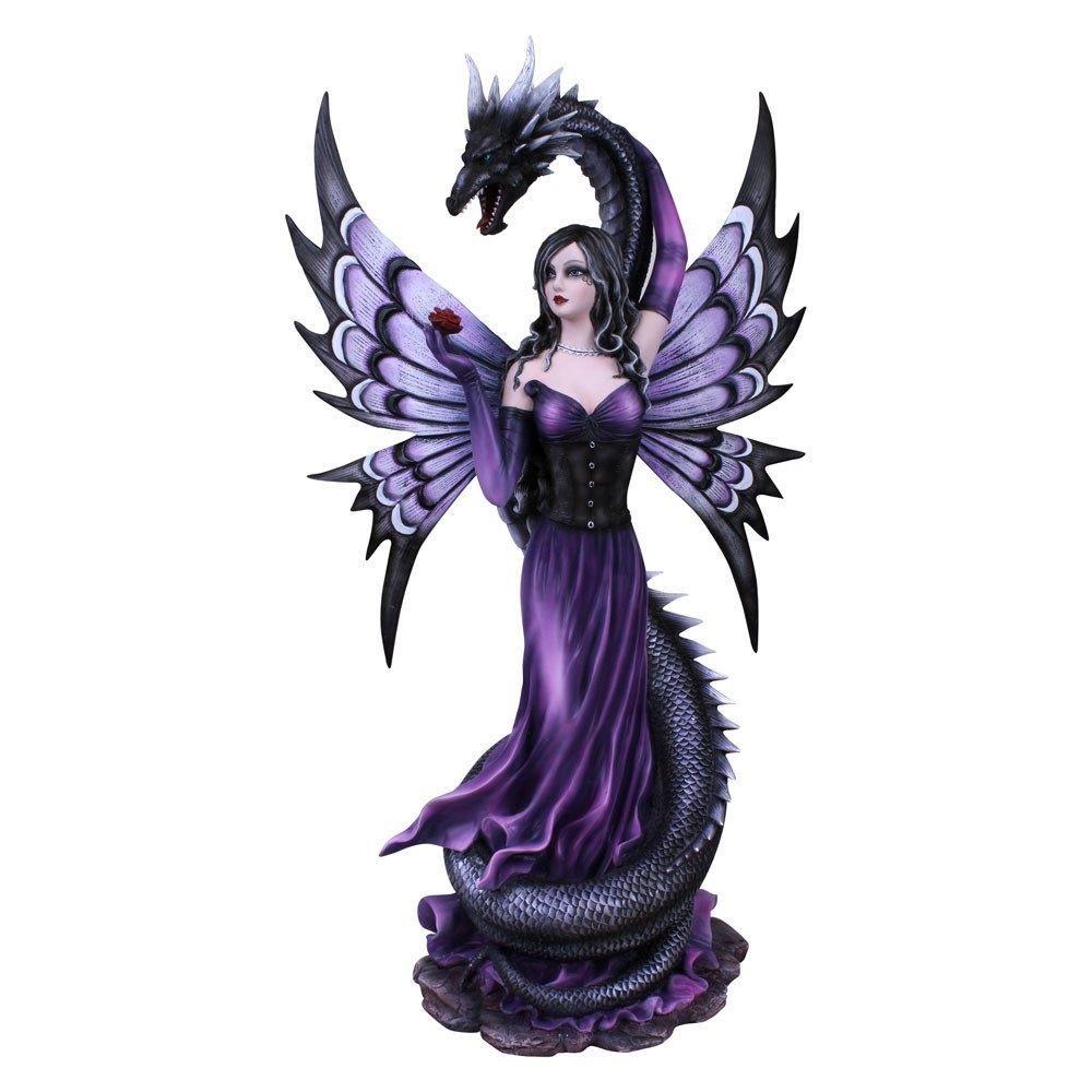 Guardian's Embrace Fairy & Dragon