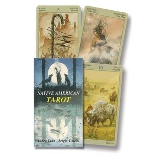 Native American Tarot Card's