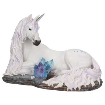 Jewelled Tranquillity Unicorn Figurine