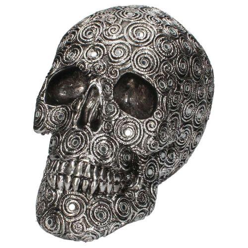 Spiral Reflection Skull