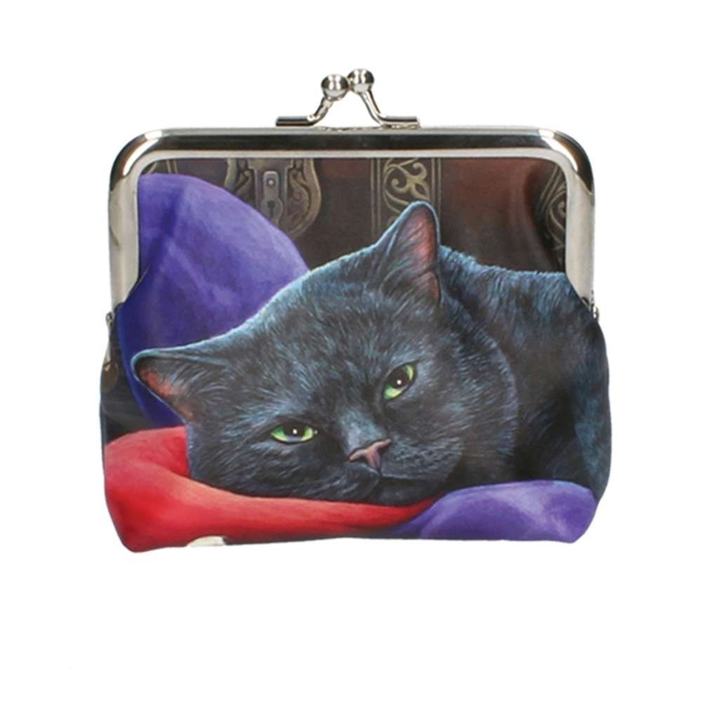 Jester Coin Purse By Lisa Parker