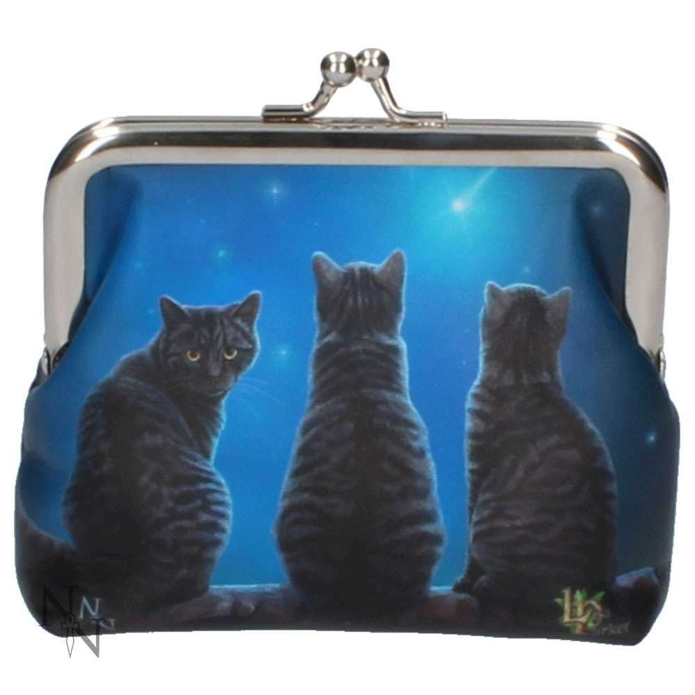 Wish Upon a Star Coin Purse By Lisa Parker