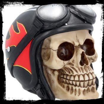 Hell Fire Skull