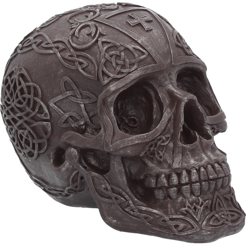 Celtic Iron Skull