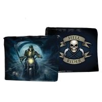 Hell Rider Wallet By James Ryman