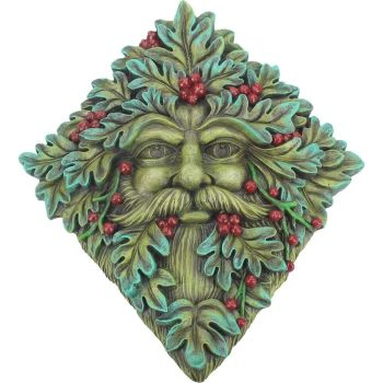 Berry Beard - Wall Plaque