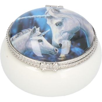 Sacred Love Trinket Box By Lisa Parker
