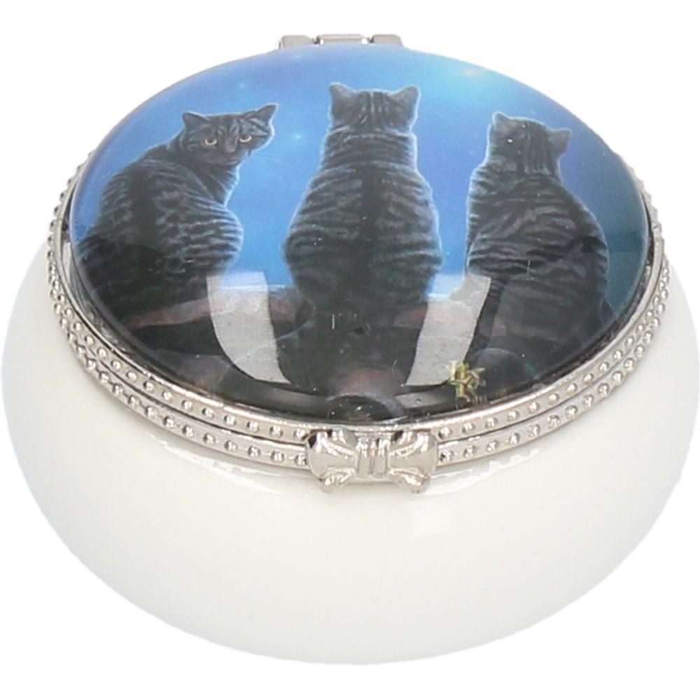 Wish upon a Star Trinket Box By Lisa Parker