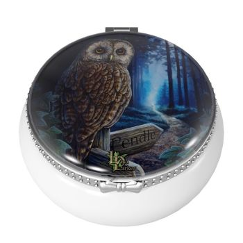 Way Of The Witch Trinket Box By Lisa Parker