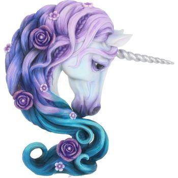 Pure Elegance Unicorn Bust