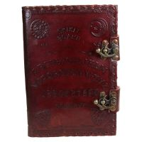 Spirit Board Leather Embossed Journal
